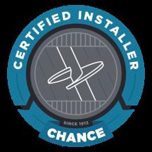 Certified Installer Chance